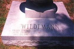 Frank Wiedemann