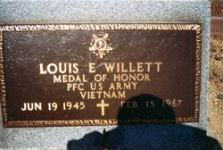 Louis E. Willett