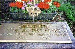 Meredith The Music Man Willson