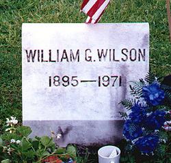 William Griffith Bill Wilson