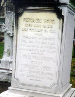 Fernando Wood