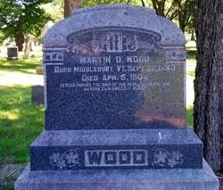 Martin D. Wood
