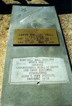 Alvin Cullum York