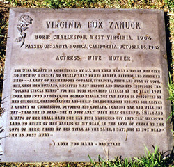 Virginia Zanuck