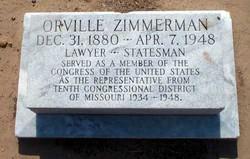 Orville Zimmerman
