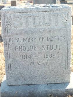 Phoebe <i>Allen</i> Stout
