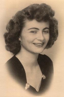 Nancy Irene <i>Williams</i> Brickey