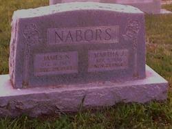 Martha Jane <i>Boyd</i> Nabors