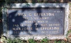 Marjorie M Epperson