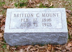 Britton Clayton Mount