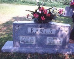 Rachel Luemma <i>Bowen</i> Rawls