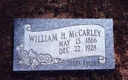 William Henry McCarley