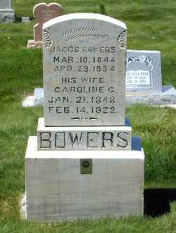 Caroline Carrie <i>Goble</i> Bowers