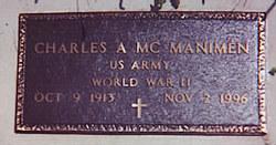 Charles A. McManimen, Jr