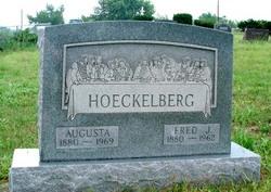Augusta Karoline <i>Scholz</i> Hoeckelberg
