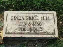 Lucinda Ann <i>Price</i> Hill