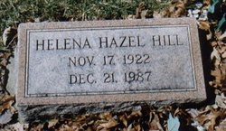 Helena Hazel Hill