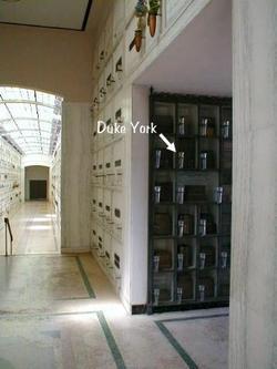 Duke York