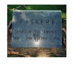 George Henry Dode Paskert