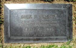Jack F. Wagner