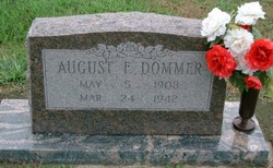 August F Dommer