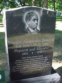 Dr Edward Alexander Bouchet