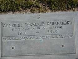 Catherine <i>Toberman</i> Torrence - Kahanamoku