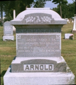 Jacob Arnold, Sr
