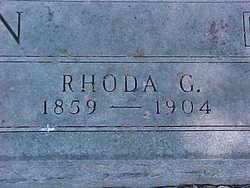 Rhoda Greenleaf <i>Quiett</i> Allen
