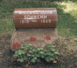 Willard John Schwemm