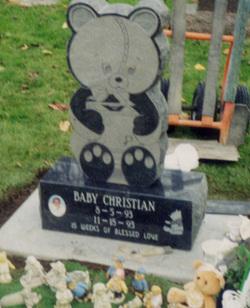Baby Christian
