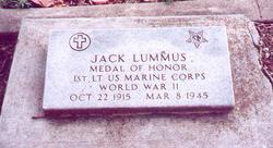Lieut Jack Lummus