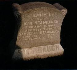 Samuel Henry Stambaugh
