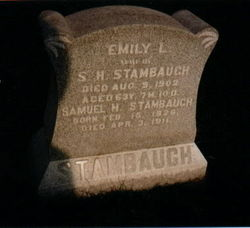 Emily L Stambaugh