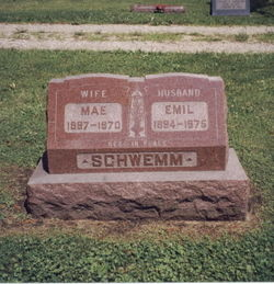 Mae Margaret <i>Duda</i> Schwemm
