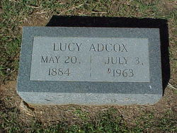 Lucy Adcox