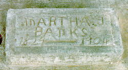 Martha Jane Jenkins <i>Sherrod</i> Banks