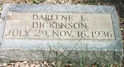 Darlene Louise Dickenson