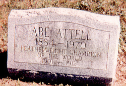 Abraham Washington Abe Attell