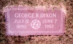 George Ray Dixon