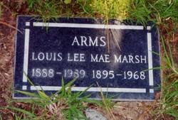 Mae <i>Marsh</i> Arms