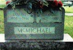 Martha Ann Francis <i>Coker</i> McMichael
