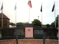 20th Century Veterans Memorial