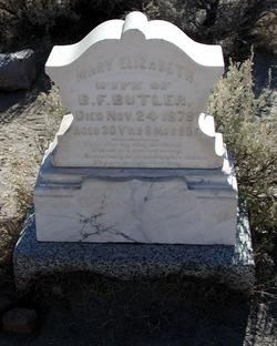 Mary Elizabeth Butler