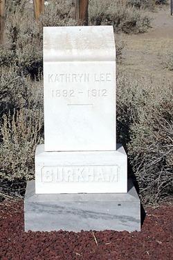 Kathryn Lee Burkham