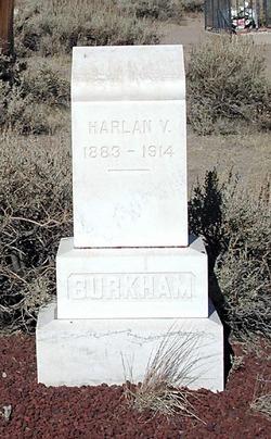 Harlan V. Burkham