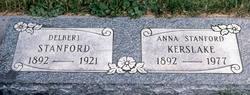 Anna Marie <i>Desler Stanford Anspach</i> Kerslake