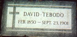 David Tebodo