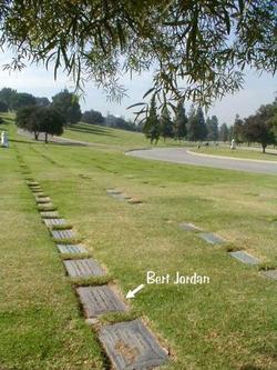 Bert Jordan