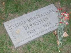 Felicia Montealegre <i>Cohn</i> Bernstein